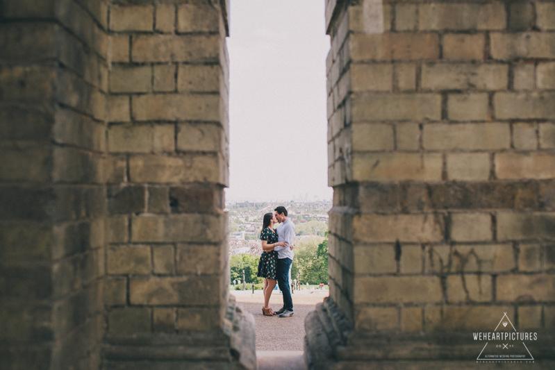 Alternative Wedding Photographer London UK