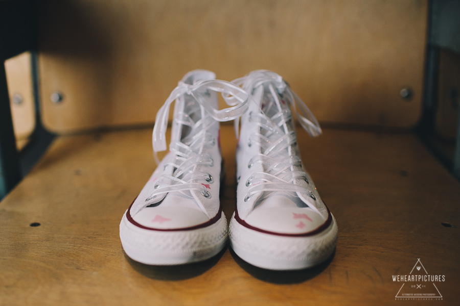 Stoke Newington Hall-Wedding_Hoxton Hotel Wedding, Flower Girl Shoes
