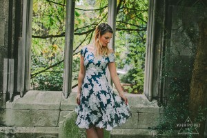 St Dunstans in the East, Alternative and creative Wedding Photography, Engagement Shoot, London
