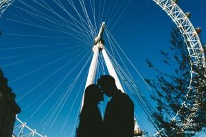 London Eye, Alternative wedding photographer in London