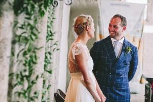 Alternative Wedding Photography Cornwall Port Isaac