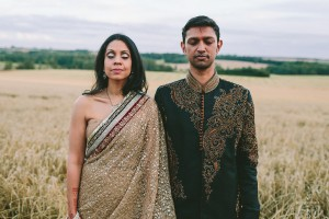 Hindu Wedding Aynhoe Park   Alternative wedding Photography