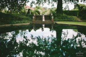 Micklefield Hall Wedding Photos, Alternative Wedding Photographer