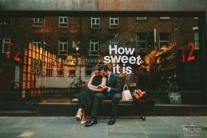 London Islington Town Hall + Shoreditch Alternative Wedding Photography