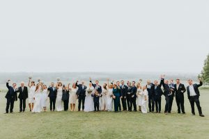 Aynhoe Park Alternative Wedding Photographer London