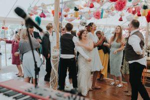 A wedding in the woods-Alternative Wedding Photography UK Destination