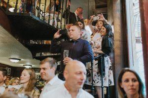 Lamb Tavern Leadenhall Market_The Swan_Shakespeare Globe Wedding_London Alternative Wedding Photography
