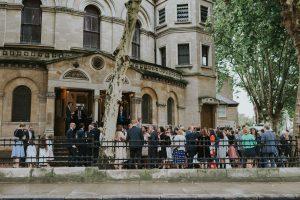 Round Chapel Wedding_London Alternative Wedding Photography