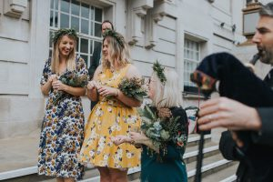 Hoxton Arches Wedding_London Alternative Wedding Photographer