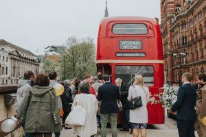 St Pancras Searcys Wedding_ The NED_ London Alternative Wedding Photography