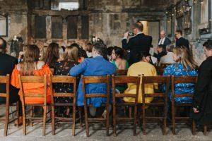 Wedding at AMP Studios and Asylum Chapel in London, Alternative Wedding Photographer